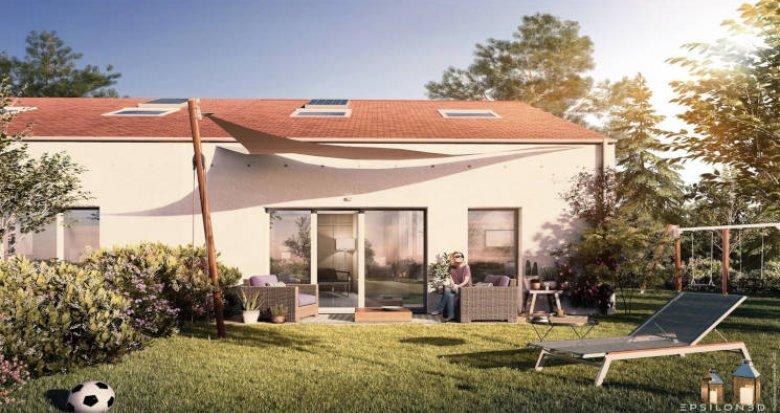 Achat / Vente immobilier neuf Les Sorinières aux portes de Nantes (44840) - Réf. 5574