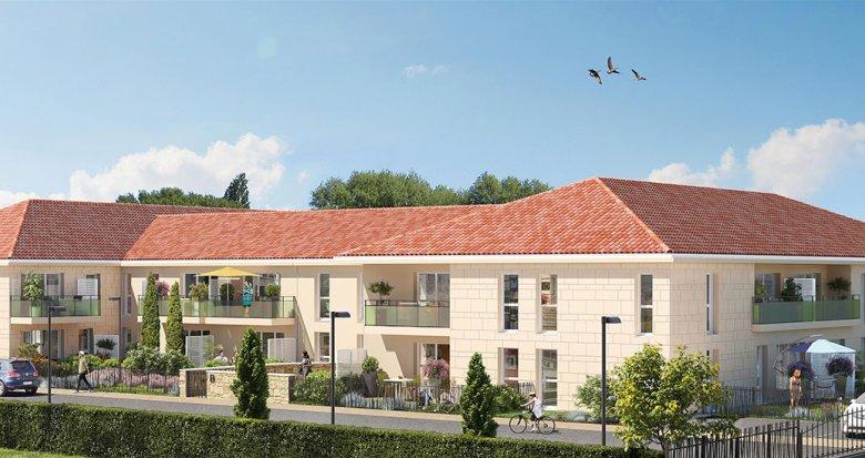 Achat / Vente immobilier neuf les Sorinières centre (44840) - Réf. 2698