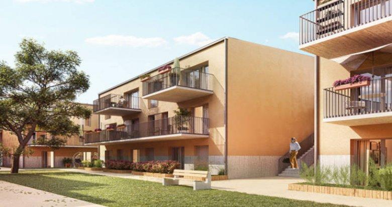 Achat / Vente immobilier neuf Les Sorinières, proche bourg environnement boisé (44840) - Réf. 6005