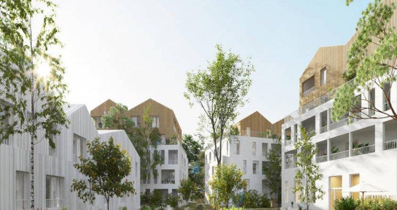 Achat / Vente immobilier neuf Les Sorinières proche commerces (44840) - Réf. 3618
