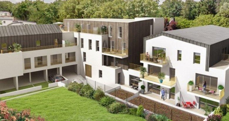 Achat / Vente immobilier neuf Mauves-sur-Loire plein bourg proche commerces (44470) - Réf. 2497