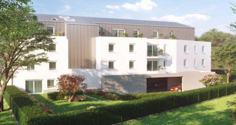 Achat / Vente immobilier neuf Nantes à 300 mètres du tramway (44000) - Réf. 4855