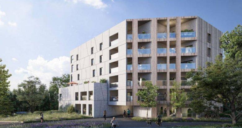 Achat / Vente immobilier neuf Nantes à deux pas de l'Erdre (44000) - Réf. 5492
