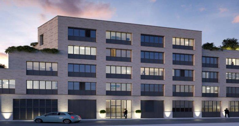 Achat / Vente immobilier neuf Nantes à deux pas du tramway Chantiers Navals (44000) - Réf. 5827
