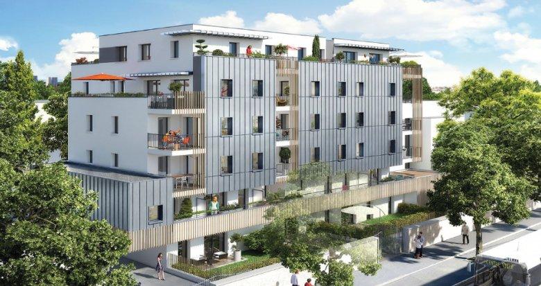 Achat / Vente immobilier neuf Nantes Blanche de Castille (44000) - Réf. 276