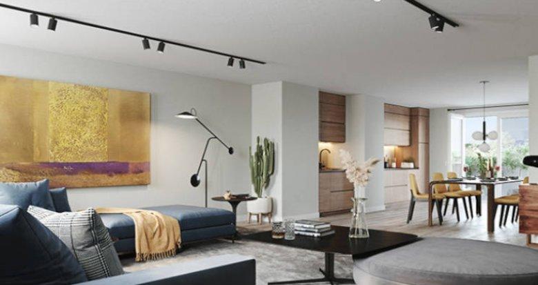 Achat / Vente immobilier neuf Nantes centre Champ de Mars (44000) - Réf. 6213