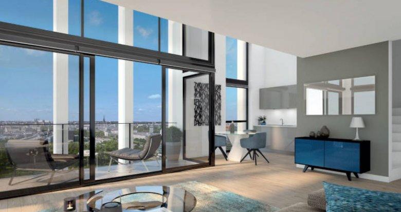 Achat / Vente immobilier neuf Nantes cœur de l'île (44000) - Réf. 3898