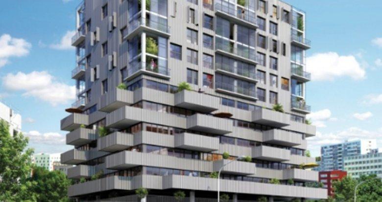 Achat / Vente immobilier neuf Nantes coeur de ville (44000) - Réf. 964