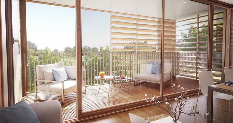 Achat / Vente immobilier neuf Nantes Eco-Quartier Erdre-Poterie (44000) - Réf. 1168