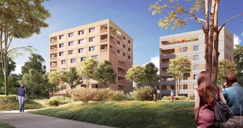 Achat / Vente immobilier neuf Nantes entre la Beaujoire et Saint-Joseph (44000) - Réf. 5622