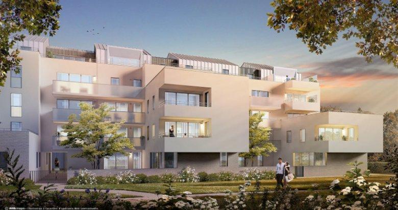 Achat / Vente immobilier neuf Nantes entre Monsolet et Viarme (44000) - Réf. 5359