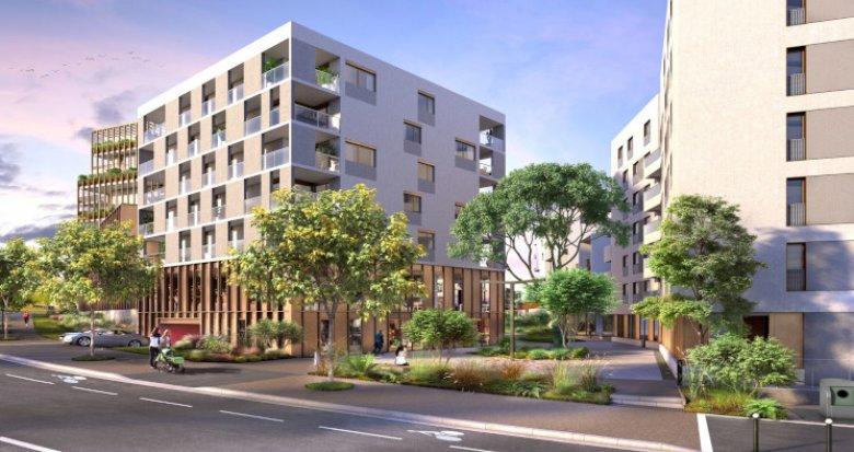 Achat / Vente immobilier neuf Nantes Eraudière proche tram (44000) - Réf. 5320