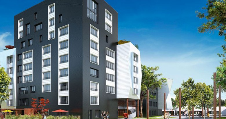 Achat / Vente immobilier neuf Nantes Erdre Haluchère (44000) - Réf. 1439