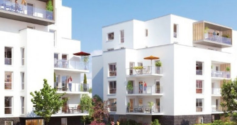 Achat / Vente immobilier neuf Nantes Erdre Porterie (44000) - Réf. 697