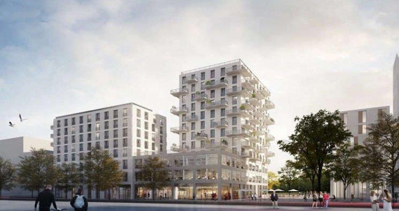 Achat / Vente immobilier neuf Nantes face parc métropolitain (44000) - Réf. 1098