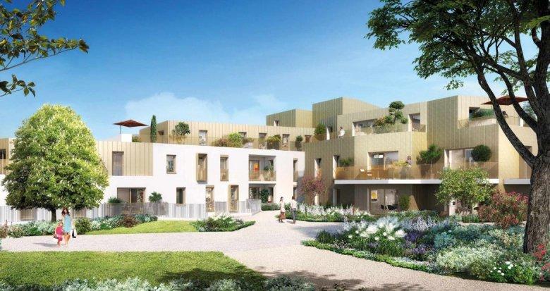 Achat / Vente immobilier neuf Nantes hyper centre (44000) - Réf. 1960