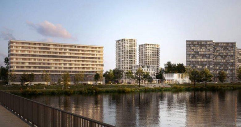 Achat / Vente immobilier neuf Nantes île Beaulieu proche commerces (44000) - Réf. 4631