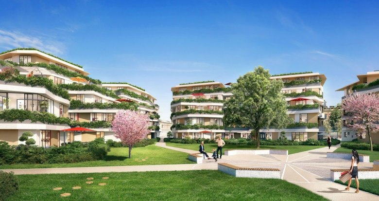 Achat / Vente immobilier neuf Nantes place Aristide Briand (44000) - Réf. 2000