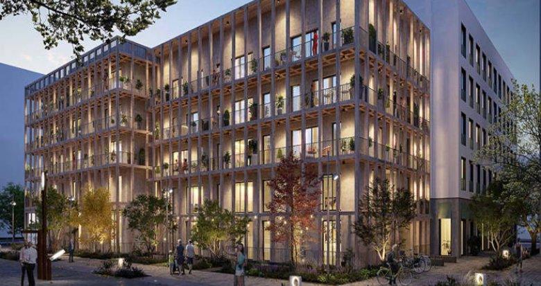 Achat / Vente immobilier neuf Nantes proche de la place de la République (44000) - Réf. 5956