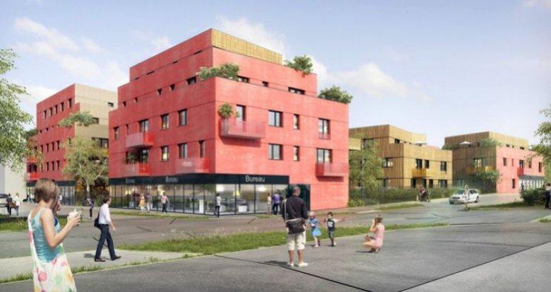Achat / Vente immobilier neuf Nantes proche de nombreuses commodités (44000) - Réf. 583