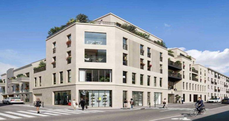 Achat / Vente immobilier neuf Nantes proche des bords de l'Erdre (44000) - Réf. 5404