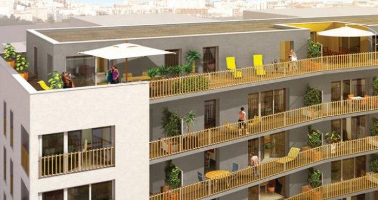 Achat / Vente immobilier neuf Nantes proche du cente-ville (44000) - Réf. 30