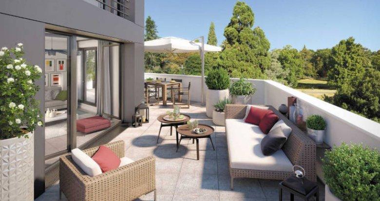 Achat / Vente immobilier neuf Nantes proche du parc de Procé (44000) - Réf. 5846