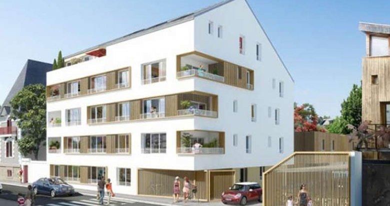 Achat / Vente immobilier neuf Nantes proche Jardin des Plantes (44000) - Réf. 364
