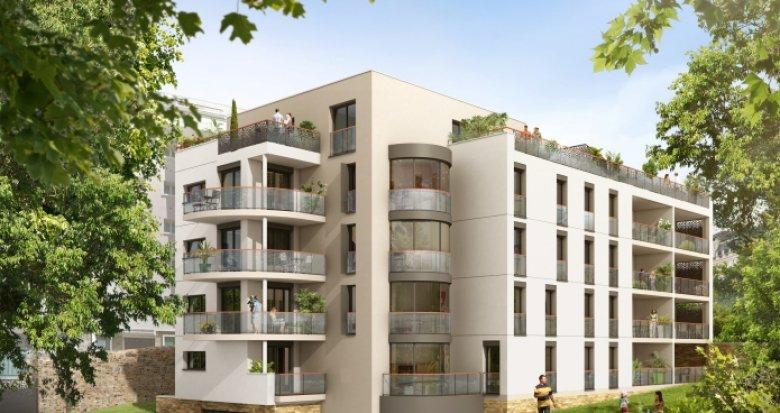 Achat / Vente immobilier neuf Nantes proche place de Canclaux (44000) - Réf. 122