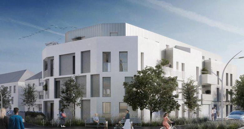 Achat / Vente immobilier neuf Nantes proche place du Cirque (44000) - Réf. 126