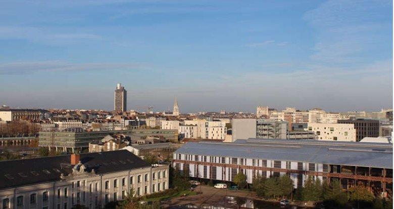 Achat / Vente immobilier neuf Nantes proche quartier de la création (44000) - Réf. 363