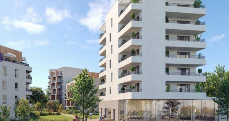 Achat / Vente immobilier neuf Nantes proche quartier Erdre-Porterie (44000) - Réf. 3231