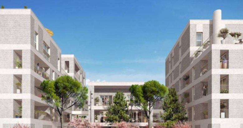 Achat / Vente immobilier neuf Nantes proche république (44000) - Réf. 4871