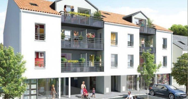 Achat / Vente immobilier neuf Nantes proche Tharon-Plage (44000) - Réf. 507