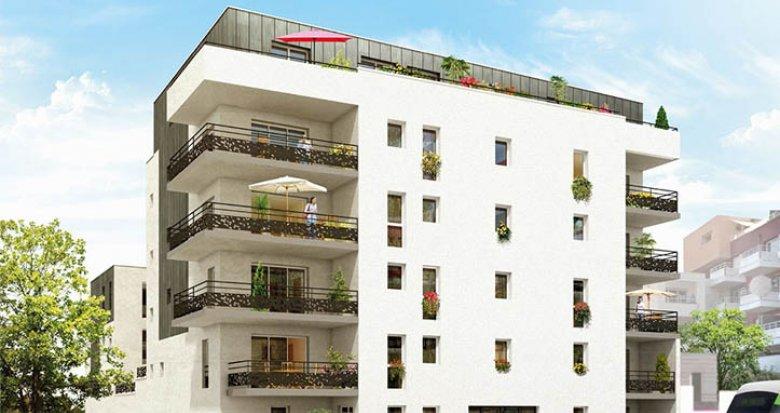 Achat / Vente immobilier neuf Nantes quartier de Dervallières (44000) - Réf. 1437
