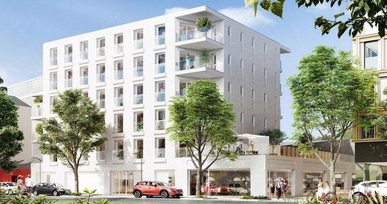 Achat / Vente immobilier neuf Nantes quartier de la Création (44000) - Réf. 1054