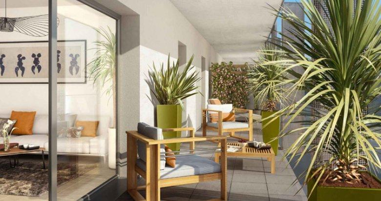 Achat / Vente immobilier neuf Nantes quartier de la Création (44000) - Réf. 1413