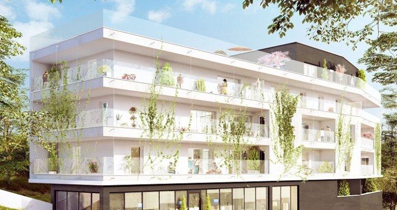 Achat / Vente immobilier neuf Nantes quartier de La Jonelière (44000) - Réf. 1307