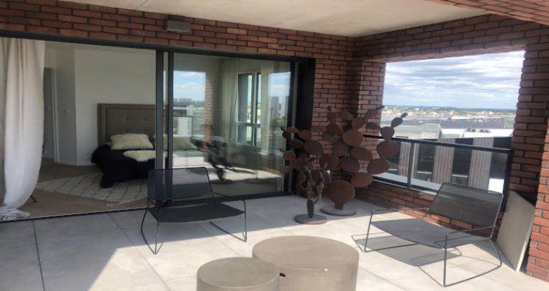 Achat / Vente immobilier neuf Nantes quartier EuroNantes (44000) - Réf. 4962