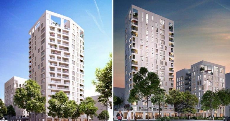 Achat / Vente immobilier neuf Nantes quartier Euronantes (44000) - Réf. 1042