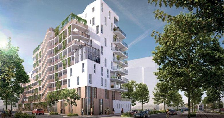 Achat / Vente immobilier neuf Nantes quartier Ile de Nantes (44000) - Réf. 1441