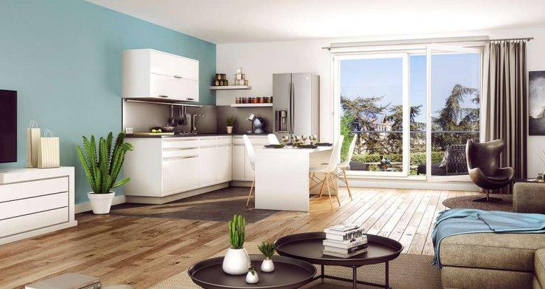 Achat / Vente immobilier neuf Nantes quartier Madeleine-Champ-de-Mars (44000) - Réf. 2083