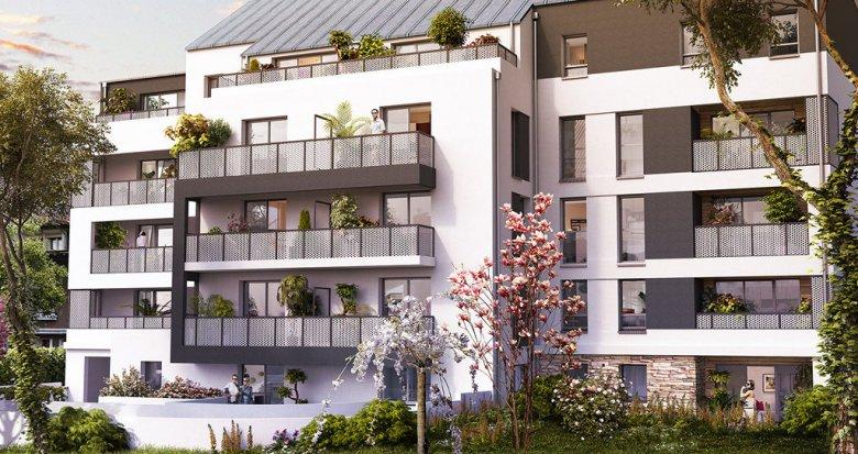 Achat / Vente immobilier neuf Nantes quartier Malakoff – Saint-Donatien (44000) - Réf. 720