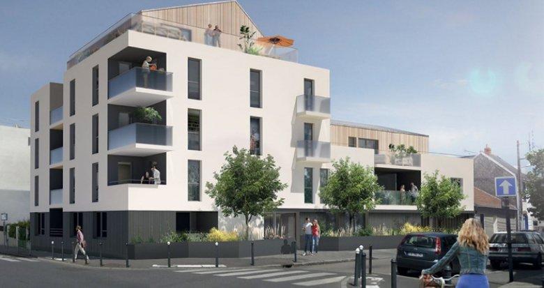 Achat / Vente immobilier neuf Nantes quartier nord (44000) - Réf. 2226