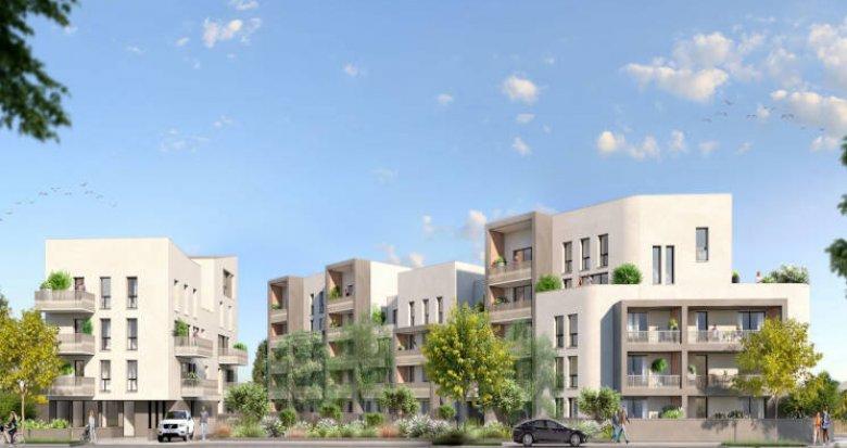 Achat / Vente immobilier neuf Nantes quartier Pont du Cens (44000) - Réf. 5691