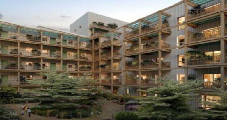 Achat / Vente immobilier neuf Nantes quartier République (44000) - Réf. 5611