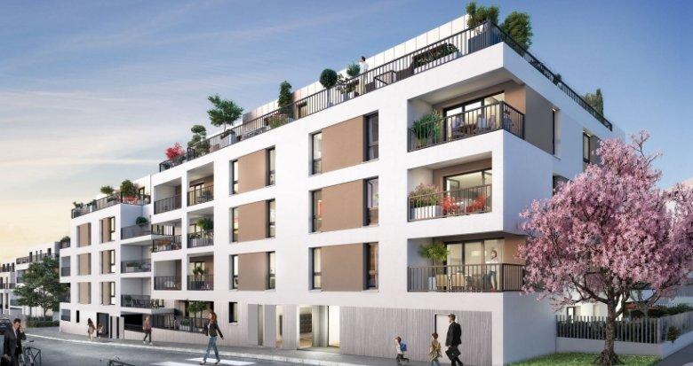 Achat / Vente immobilier neuf Nantes Quartier Saint-Félix (44000) - Réf. 2209