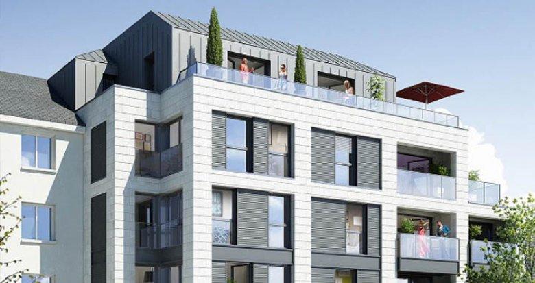 Achat / Vente immobilier neuf Nantes quartier Saint-Félix (44000) - Réf. 478