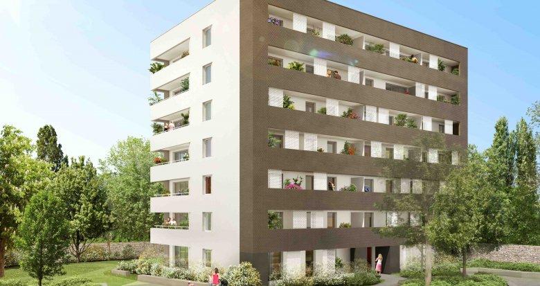 Achat / Vente immobilier neuf Nantes quartier Saint Jacques (44000) - Réf. 278