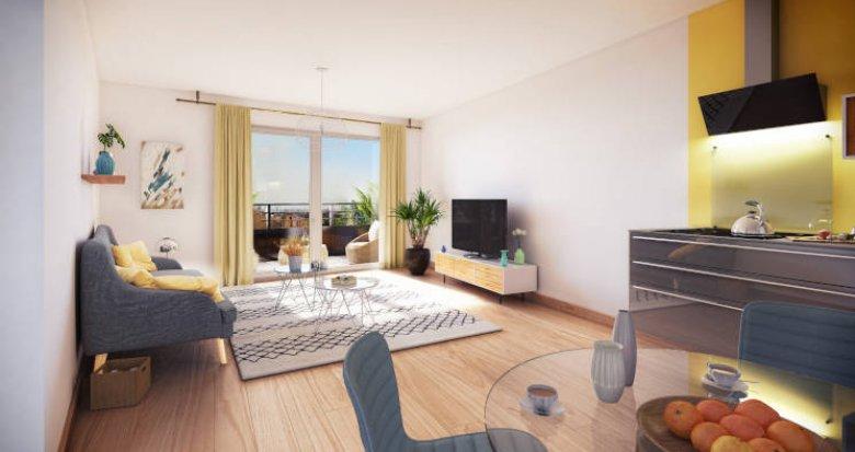 Achat / Vente immobilier neuf Nantes quartier Saint-Jacques (44000) - Réf. 4322